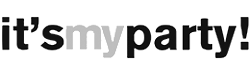 Logo it's my party